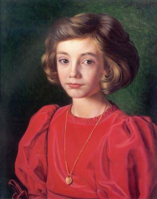 Alexander The maksovich Shilov. Olenka Lesnik