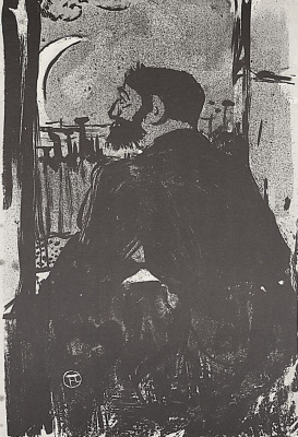 Henri de Toulouse-Lautrec. Sleepless Night