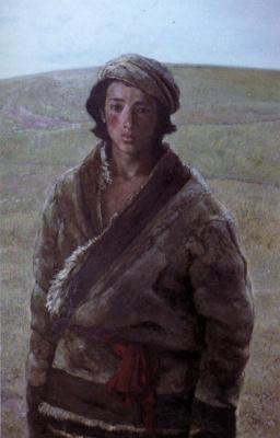 Сун Джингбо. Тибет