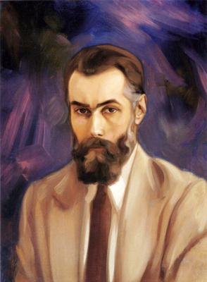 Svyatoslav Nikolaevich Roerich. Self-portrait