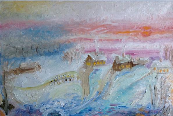 Agnessa Morkovina. Winter