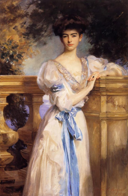 John Singer Sargent. Gladys Vanderbilt