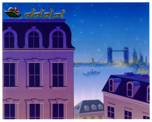 Майкл Гарленд. Мышь перед Рождеством 11