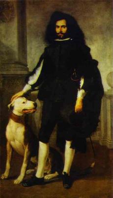 Bartolomé Esteban Murillo. Portrait Of Andres