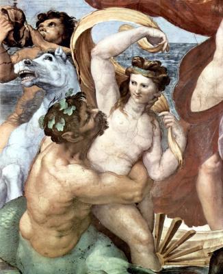 Raphael Santi. Loggias Psyche