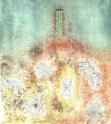 Paul Klee. Column