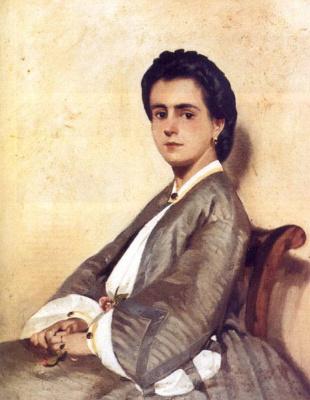 Giovanni Fattori. Portrait