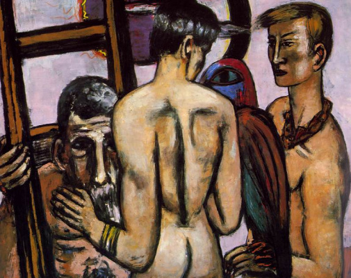 Max Beckmann. The Argonauts
