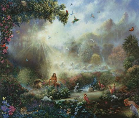 Том Дюбуа. Эдемский сад