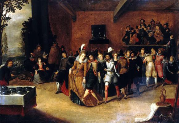 Иероним Франкен II. Бал