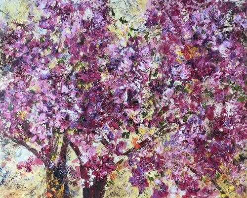 Диана Владимировна Маливани. Orchid Tree