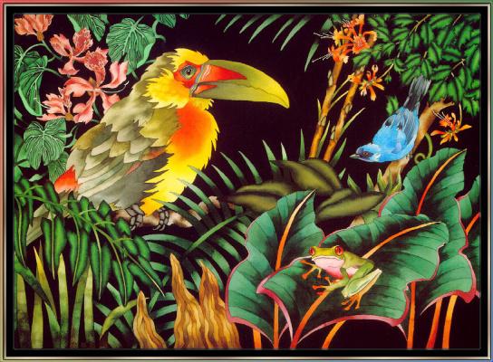 Джуди Вайс. Джуди Вайс. Тропический лес для детей 08