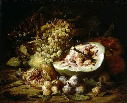 Abraham Brueghel. Fruit