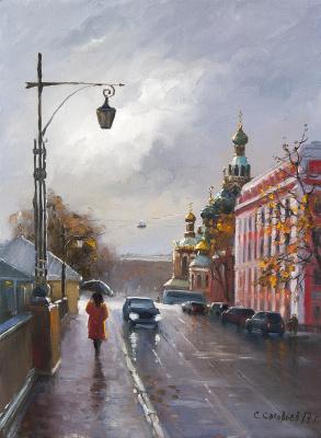 Сергей Николаевич Соловьёв. Опять дождик