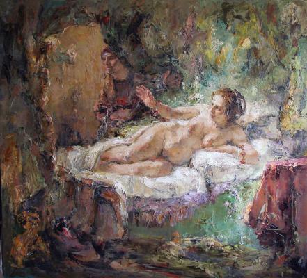 Tuman Art Gallery Tumana Zhumabayeva. Danaya