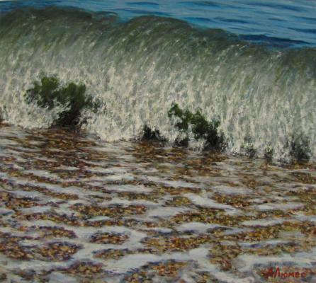 Andrew Lumez. Wave