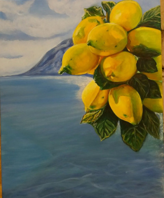 Lyudmila Nikolaevna Yevtushenko. The Lemons Of Amalfi