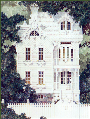 Daniel merriam. The white house