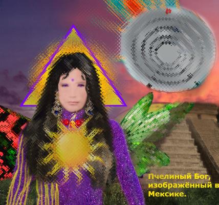 Alexander Tatarnikov. DiezelSun, Diezel Sun - creative ufolism.