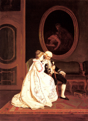 Винсент Гарсиа де Паредес. Чтение