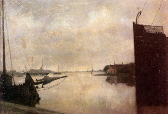 Эдуард Карсен. Амстердам