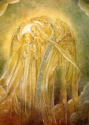 Суламифь Вулфинг. Три ангела