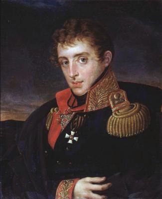 Alexander Grigorievich Varnek. Alexander Alekseevich Tuchkov. 1812 State Borodino Military Historical Museum-Reserve