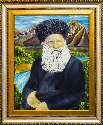 Rami Meir. Mountain Jew
