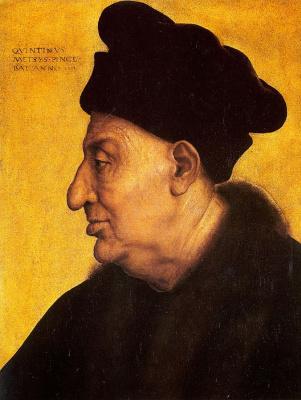 Квентин Массейс. Портрет мужчины