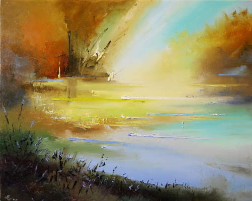 Вадим Анатольевич Столяров. Sun in the fog