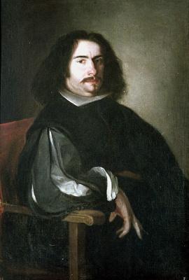 Juan de Pareja. Portrait of Agustin Moreto-and-Kavana