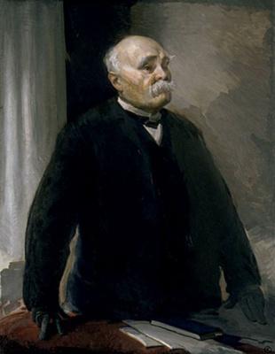 Сесилия Бо. Жорж Клемансо