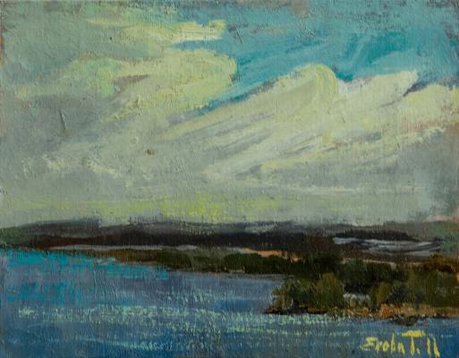 Tanika Yezhova. Wind