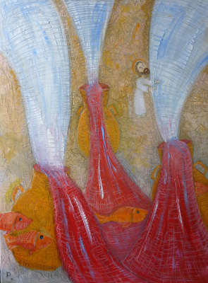 Svyatoslav Ryabkin. Turning water into wine Turning water into wine