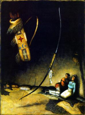 Дэвид Шеннон. Ночные страхи