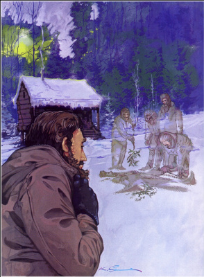 Кен Грэйнинг. Зимняя история