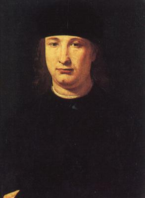 Джованни Антонио Болтраффио. Поет
