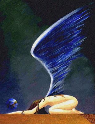Жанет Чуй. Крылья