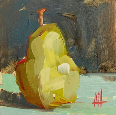 Angela Moulton. Pear