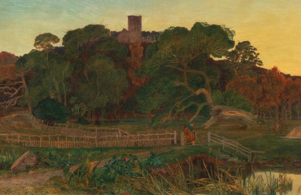 Anthony Frederick Augustus Sandys. Whitlingham, Norfolk. Fragment II