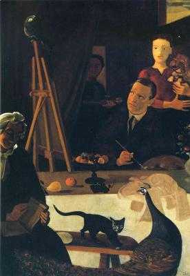 Андре Дерен. Художник и его семья