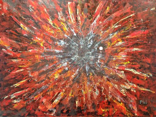 Pavel Kamyshnikau. Birth of the Universe