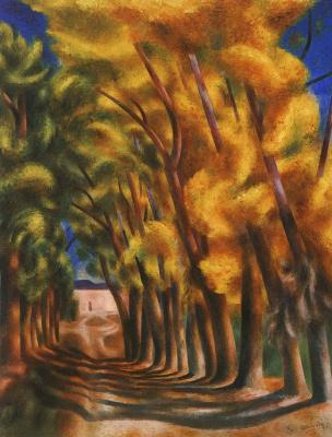 Эндрю Дасбург. Осень