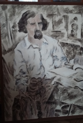 Nikolay Zverev. White poet