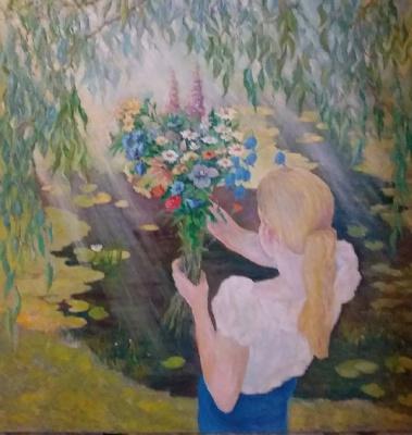 Valentin Nikolaevich Sudnitsyn. Bouquet