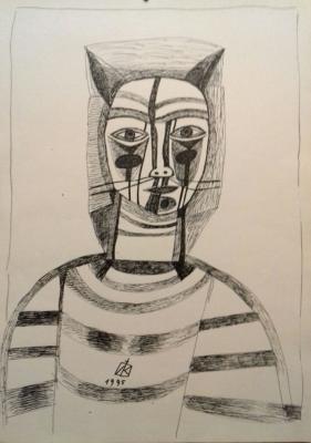 Igor Vasilyevich Kislitsyn. Catwoman