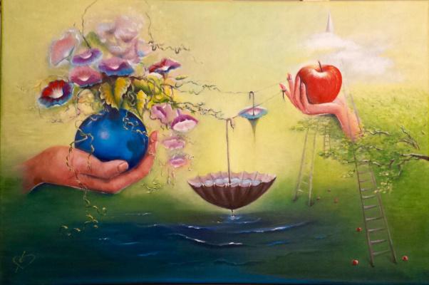 Иринэль Irinele. Адам и Ева  (Adam and Eve)