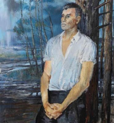 Yuri Ivanovich Pimenov. Boris Pasternak. Thaw