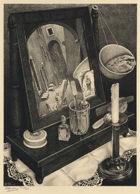 Maurits Cornelis Escher. Life in reflection