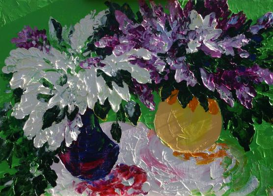 Alexander Ocher Kandinsky-DAE. Lilac